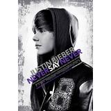 Poster Original Cine Justin Bieber - Never Say Never