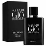 Acqua Di Gio Profumo Armani Hombre Perfume 180ml Perfumeria!