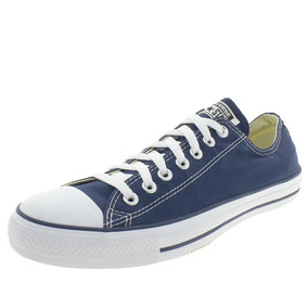 Tênis Feminino As Core Ox Marinho Converse All Star - 114002