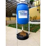 Alimentador Automático Auto Feeder Para Cavalos Cães Galinha