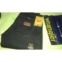 Jeans Wrangler Original 301, Talla 32.