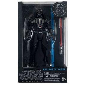 Darth Vader Star Wars The Black Series Hasbro Miniatura