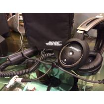 Audifonos Bose Piloto D Avion A20 Con Bluetooth El Mas Nuevo