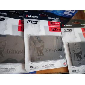 Disco De Estado Solido Kingston A400, Ssd 120gb, Sata3, 2.5