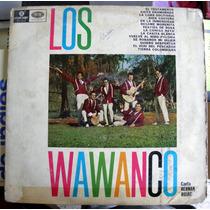 Los Wawanco Canta Hernan Rojas Disco Lp Vinilo Odeon