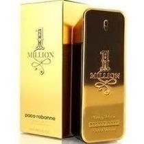 Perfume 1 One Million 100ml - Paco Rabanne 100% Original