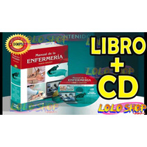 Manual De La Enfermeria Oceano Centrum + Cd Digital