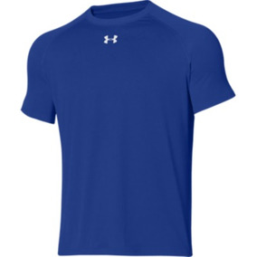 Remera Under Armour Tech Locker Trainning Gym Crossfit