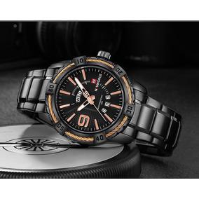 Relógio Original Naviforce 2018 Lançamento Nf9117 Top