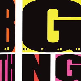 Duran Duran Big Thing Limited Edition 2 Vinilo 2 Lp Nuevo