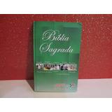 Livro Bíblia Sagrada João Ferreira De Almeida ( Foto Real )