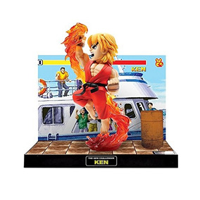 Accesorios Tier1 Ken Street Fighter Completamente Licenciad