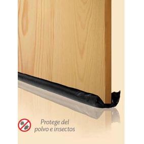 Guardapolvo Para Puerta Vinil 95 X 18 X 5 Cm Protege Insecto