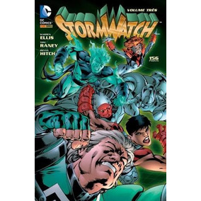 Stormwatch Vol 3 Dc Comics