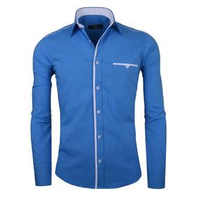 Camisa Lcc56 Blue Envio Gratis