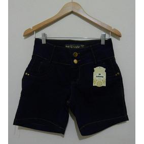 Shorts Bermuda Feminina Jeans Blogueira Short Roupa Verão