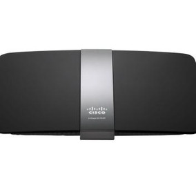 Roteador Linksys Wireless Roulin Ea4500-br Wireless-n 4 Giga