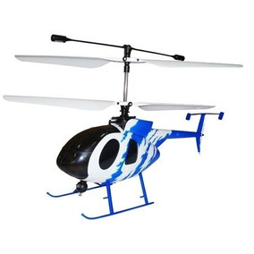 Bravo Iii Rc 4 Canais - Mini-helicóptero Elétrico Coaxial -