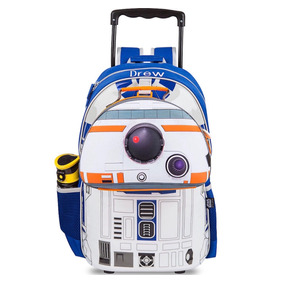 Disney Morral Con Ruedas R2-d2 Star Wars 100% Original