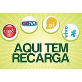 Recarga Celular Crédito Online Vivo Oi Claro Tim R$ 20,00