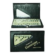 Juego De Mesa Domino Doble 6 Set De 28 Piezas