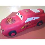Torta Cars, Rayo Mc Queen, Formato Auto 3d