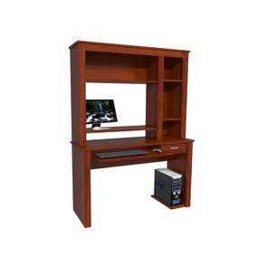 Mesa Para Computacion Tables 1071 Cm/rm Caoba /roble/wuengu