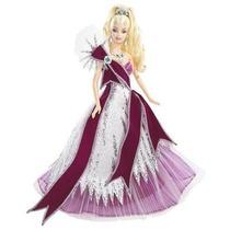 Barbie Holiday Bob Mackie 2005 - Mattel - Ed. Colecao - Novo