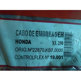 Cabo Embreagem Honda Xl250