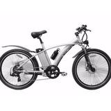 Bicicleta Electrica E-bike Urabana Aluminio Asistida