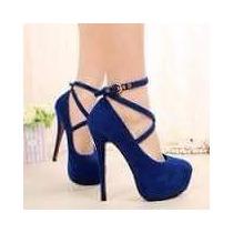 Sapatos Femininos Sandálias Plataforma Kit Atacado