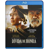 Blu-ray Dívida De Honra - Tommy Lee Jones - Seminovo