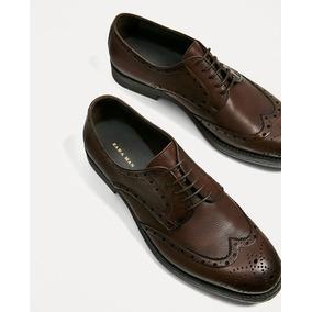 Zapatos Zara Man Oxford Tommy Aldo