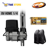 Kit Motor Portão Basculante Ppa 1/4 Hp + Tx Car Ppa + Brinde