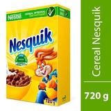 Nestle Nesquik Cereal 14/720 Gr