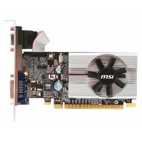 Placa Video Msi Nvidia Geforce Gt 210 1gb Ddr3