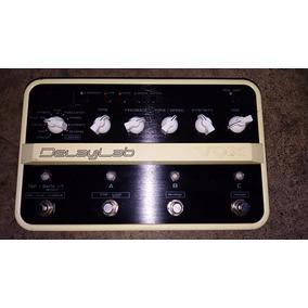 Pedal Vox Delaylab
