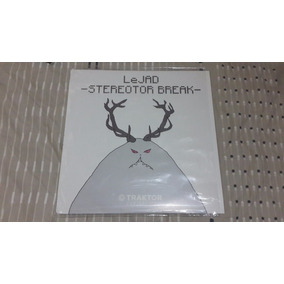 Traktor Scratch Control Record - Le Jad Stereotor Break