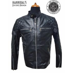 Edic. Premium! Chaquetas Cuero Rettro Vintage Hannibal 3!