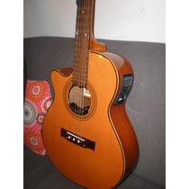 Guitarra Gracia 350eq Zurda,samick,fender,electroacustica,