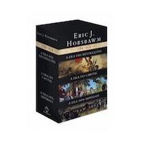 Box Eras De Eric Hobsbawm - 3 Volumes