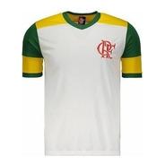 Camisa Casual Flamengo Brasil  Oficial.