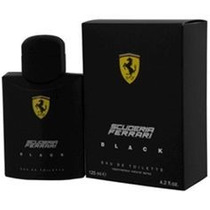 Perfume Ferrari Black 125 Ml - Original E Lacrado.