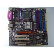 Placa Mãe Ecs P4m800pro-m2 V2.0 Socket 775