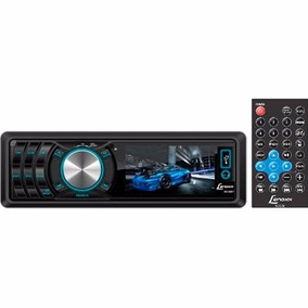 Radio Media Player Lenoxx Ad2601 Tela 3 Controle Remoto Mp5