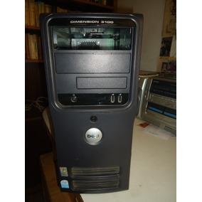 Case Carcaza Computadora Dell Dimension 3100 ( Case Grande)