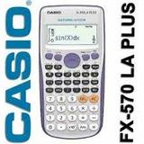 Calculadora Casio Fx -570es Plus