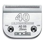 Lâmina Andis Nº 40 Ss