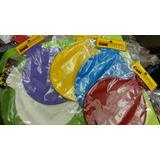 Piñata Lisa En Colores Varios