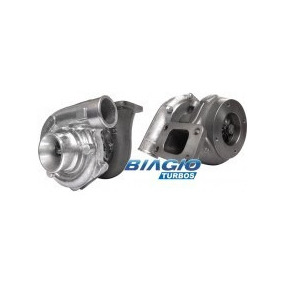 Turbina Gm D-20 / F-1000 Bbv050at Tb4125 Mwm 229/4 Turbo 608